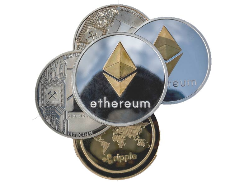 Ethereum and other cryptocurrencies